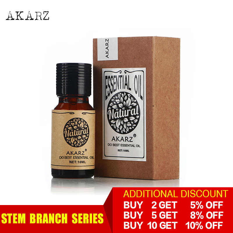 AKARZ Professional พืช Stem สาขา Series TOP sale Essential aromatic diffusers น้ำมันหอมระเหย Body Care AROMA Oil