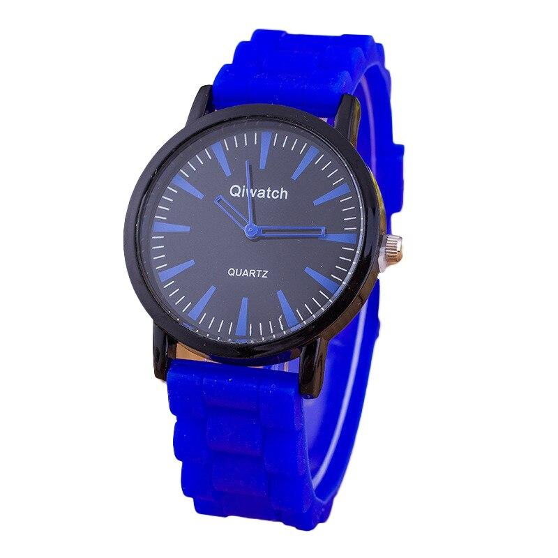 New Fashion Quartz Watch Women New Style Silicone Watches Women 39 S Strap Femme Beauty Dress