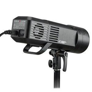 Image 5 - Godox AC400 AC Power Unit Bron Adapter met Kabel voor AD400PRO