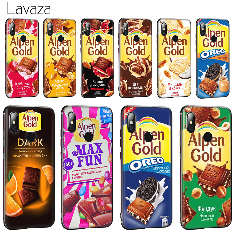 Lavaza Chocolate Russian Soft Case for Huawei Honor 10 8 9 Lite 6A 7A Pro 7c 7x 8c 8x Nova 3 3i 4 Y5 Y9 Y6 Y7 Prime image