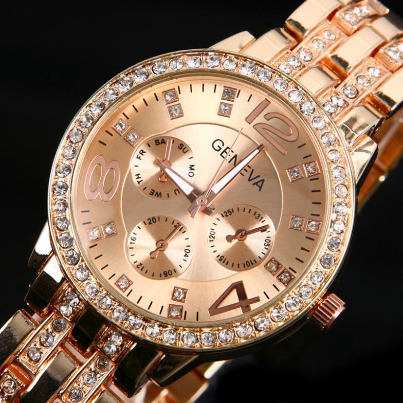 Aliexpress.com : Buy Hot Promotion Geneva Bling Crystal