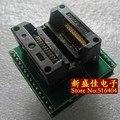 Envío gratis IC del adaptador del zócalo para USB programador Universal TL866CS TL866A EZP2010 SOP16 a DIP16 SOP28 a DIP28 SOP8 DIP8
