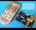 AC/DC 9V-12V Remote Control Volume Control Board Pre AMP Motor Potentiometer Pre-Amplifier