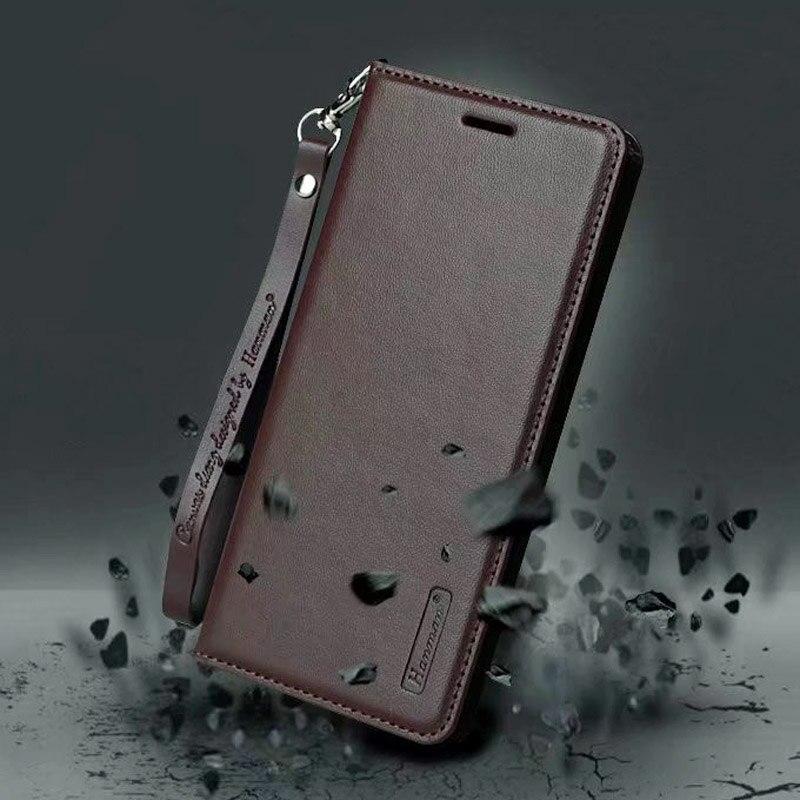 Luxe PU En Cuir Couverture de Téléphone TPU Souple étui pour samsung Galaxy S7 S7 bord S8 S8 Plus S9 S9 S10 Plus Note 8 9 S10 Lite