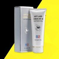 Skin care gel 120g soft laser carbon gel for nd yag laser skin rejuvenation treatment active carbon cream