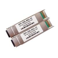 1 pair T1270/R1330nm optic SFP module 10G BIDI XFP 40km Module 10G SFP+ fiber optic transceiver LC interface