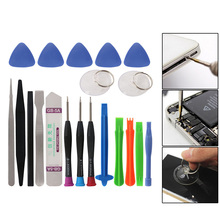 20pcs Mobile Phone Repair Opening Tools Kit Screwdriver for iPhone X XR XS Max For Samsung Galaxy S10e S10 S9 Smart phone