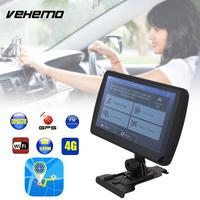 7 Inches 4G Portable HD GPS Satnav MP3 Player With Map Free Maps For Car Truck