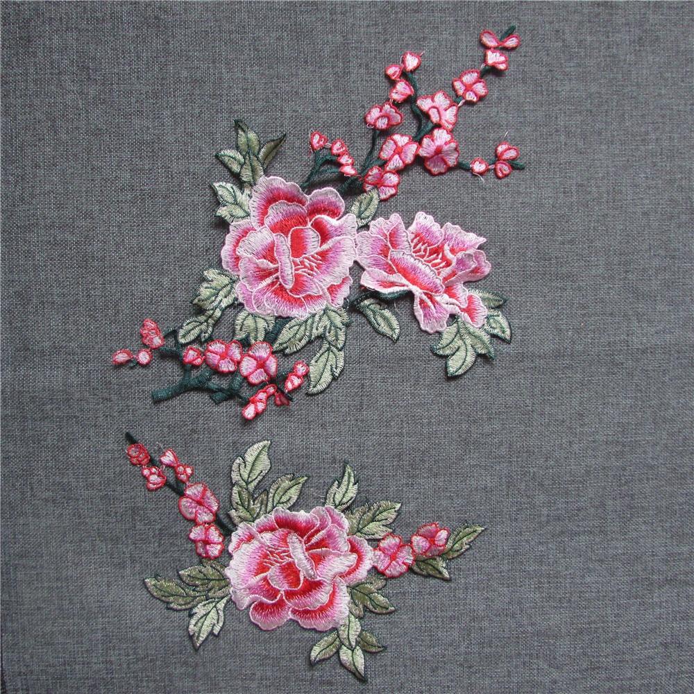 швейные аксессуары для одежды цветы