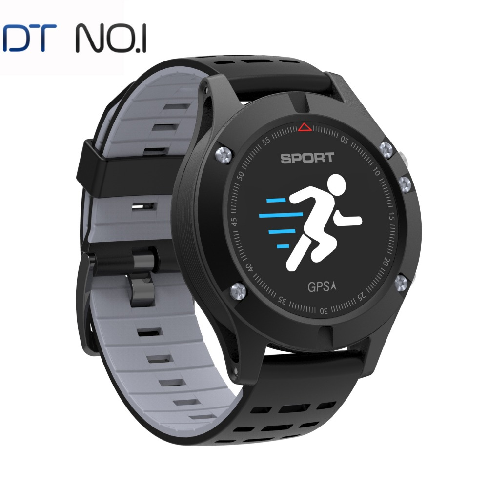 DTNO.I F5 Original GPS Smartwatch Wearable Device Activity Tracker Bluetooth 4.2 Altimeter Barometer Thermometer GPS Sport watch dtno i f5 gps smart watch wearable devices activity tracker bluetooth 4 2 altimeter barometer thermometer gps sport watch