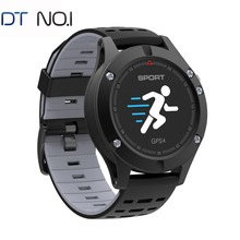 DTNO.I F5 Original GPS Smartwatch Wearable Device Activity Tracker Bluetooth 4.2 Altimeter Barometer Thermometer GPS Sport watch