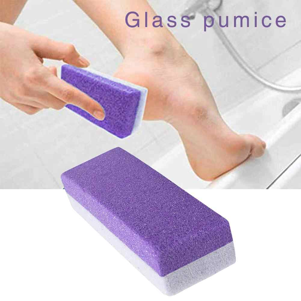 1pc pedicure/foot care Foot Pumice Stone,pedicure tools for foot, rub your feet's dead skin make feet smooth and comfortable 40P