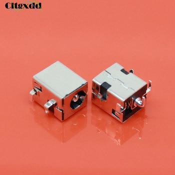cltgxdd N-042 1PCS Laptop DC Power Jack Charging Connector For Asus A52 A53 K52 K53 K53S U52 X52 X54 X54C U52F Series n 042 2 5mm dc power jack for asus k53 k53s k53e k53s k53sv a53z a53s k53sj k53sk laptop dc connector port socket connector