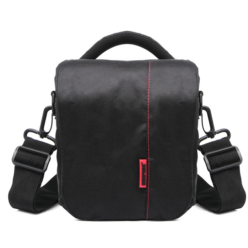 And Fotocamera Red black A Green Della Tracolla Professionale Borsa Esterna Black gp04Pw6