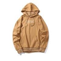 Dropshipping 2017 New Streetwear Camo Hip Hop Hoodies Men Hot Sleeve Hooded Sweat Men S Patchwork
