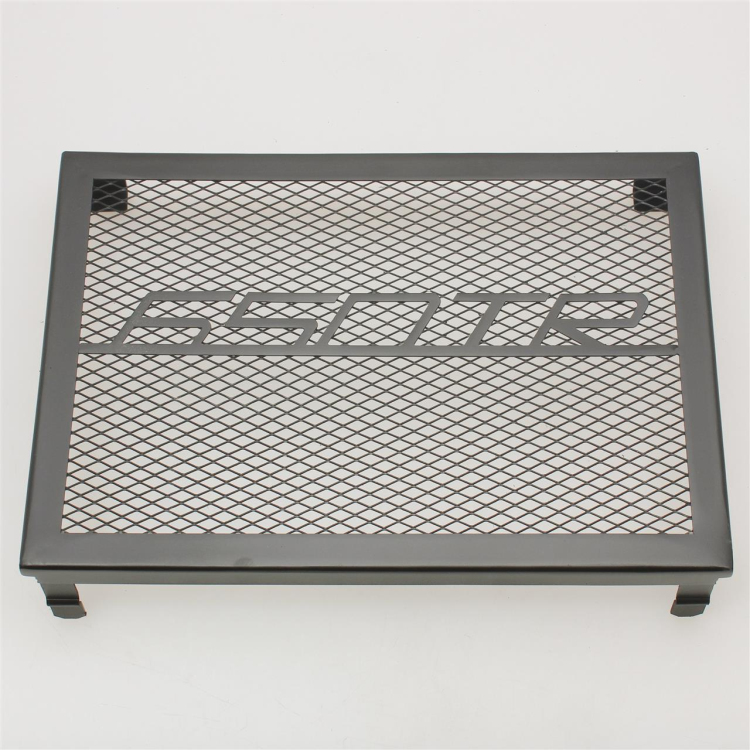 ФОТО STARPAD For Spring breeze motorcycle CF650TR / NK spring 650TR / NK stainless steel radiator grille mesh tank