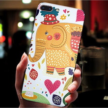 Applicable to Huawei mate20 glory 9 youth two in one 3D painted large embossed mobile phone shell soft anti-fall edge