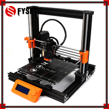 1 Set Compleet Clone Prusa I3 MK3 Diy Beer Upgrade 2040 V SLOT Profielen 3D Printer Volledige Kit MK52 Verwarmd Bed geen Einsy Rambo Board