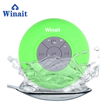 Winait Wireless Bluetooth Shower Speaker Hand Free Answer Call Stereo Strong Sound