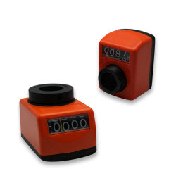 2 PCS Free Shipping 04Line Position Indicator 8/10/12mm Shaft Bore Hole