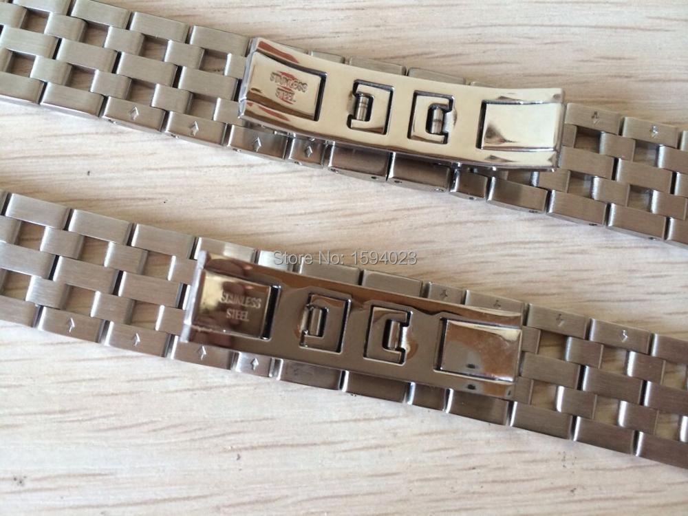 18mm (Toka 15mm) YENI T95 erkekler Watch Band T-KLASIK Carson Serisi - Saat Aksesuarları - Fotoğraf 2