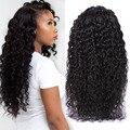 pineapple weave hair brazilian full lace wig with baby hair full lace brazilian virgin wigs 130% density