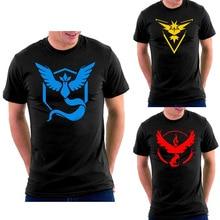 2016 Pokemon font b Shirt b font font b Men b font High Quality Pokemon font