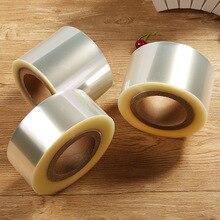 Cake Dessert Collar Mousse Surrounding-Transparent Clear Hard Bound Edge Wrap Strip Roll, Acetate Sheets