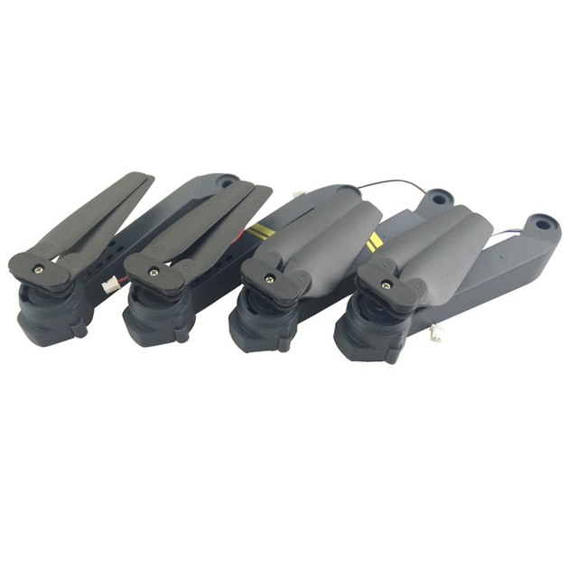 E58 JY019 S168 RC folding four-axis aircraft exhibition arm motor blade machine four-axis aircraft helicopter accessories
