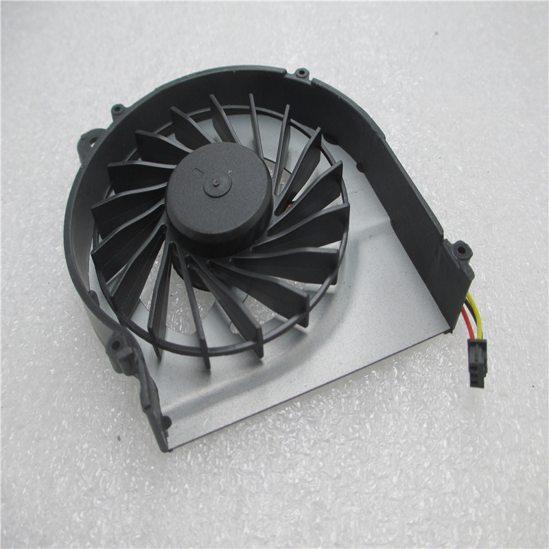 Купить с кэшбэком New&Original Cooler cpu Fan for HP Pavilion G6 G4 Laptop 646578-001 CQ42 G42 CQ62 G7 CQ56 G56 MF75120V1-C050-S9A KSB06105HA