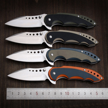 2016 New 4 Color Multi Small Straight Knife Blade Folding Tactical Knife Survival Hunting Knives Pocket Outdoor Camping Tools