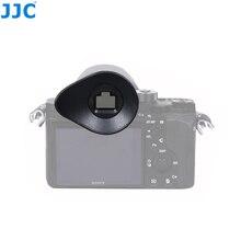 JJC FDA EP16 Eyecup สำหรับ Sony A7RIV A7RIII A7III A7II A7SII A7R A7S A7 A58 A99II A9II DSLR ช่องมองภาพกล้องอุปกรณ์เสริมสายตายาว