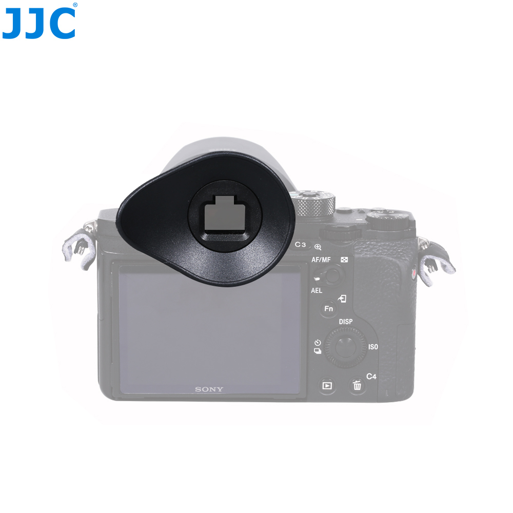 JJC FDA-EP16 Eyecup for Sony A7RIII/A7II/A7SII/A7R/A7S/A7/A58/A99II DSLR Viewfinder Camera accessories Eyepiece видоискатель для фотоаппарата sony fda v1k