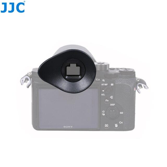 JJC FDA EP16 עיינית עבור Sony A7RIV A7RIII A7III A7II A7SII A7R A7S A7 A58 A99II A9II DSLR עינית מצלמה אבזרים עינית