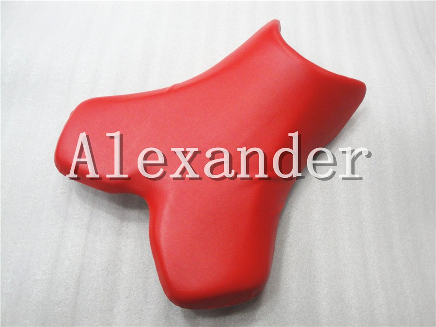For Yamaha YZF 1000 R1 2009 2010 2011 2012 2013 2014 Red Motorcycle Front Driver Rider Seat Cushion Pillow Pad  Leather Foam