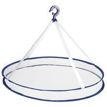 Качественная Складная сушилка для одежды подвесная одежда для белья корзина для Свитера Сетка-сушилка Высококачественная сушилка для одежды стальная проволока нейлоновая сетка