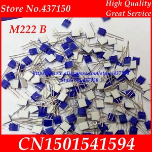 Image 1 - 10PCS  50PCS 100PCS  Class A PT100 PT1000 Film Resistance M222 Platinum Resistance Platinum Thermal Resistance