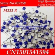 10PCS 50PCS 100PCS Class A PT100 PT1000 ฟิล์มความต้านทาน M222 ต้านทาน Platinum Platinum ความต้านทานความร้อน