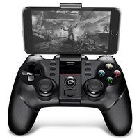 iPega PG 9076 9077 For SmartPhone PS3 Wireless Bluetooth Gamepad 2.4G Bracket Joystick Android Win Game Console Player