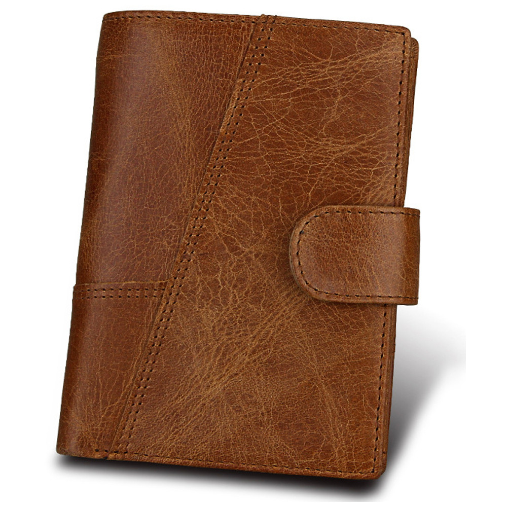 Genuine cow leather money clip wallet male zipper&hasp business money holder protected RFID short pure color men's clip wallet frank buytendijk dealing with dilemmas where business analytics fall short