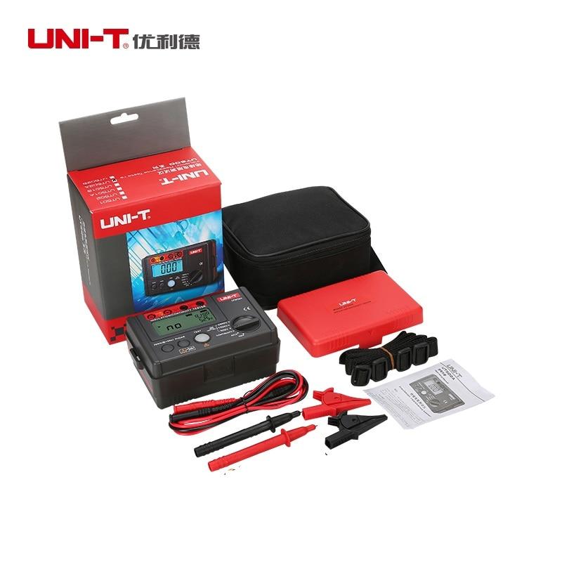 UNI-T UT501A 1000V megger Insulation earth ground resistance meter Tester Megohmmeter плащ и маска штурмовик uni