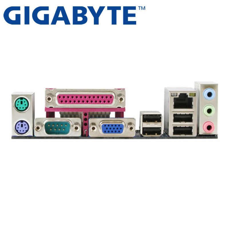 ギガバイト GA-M68M-S2 デスクトップマザーボード 630A ソケット AM2 AM2 + AM3 ため天才 II 天才 Athlon Sempron DDR2 8 グラム使用 m68M-S2