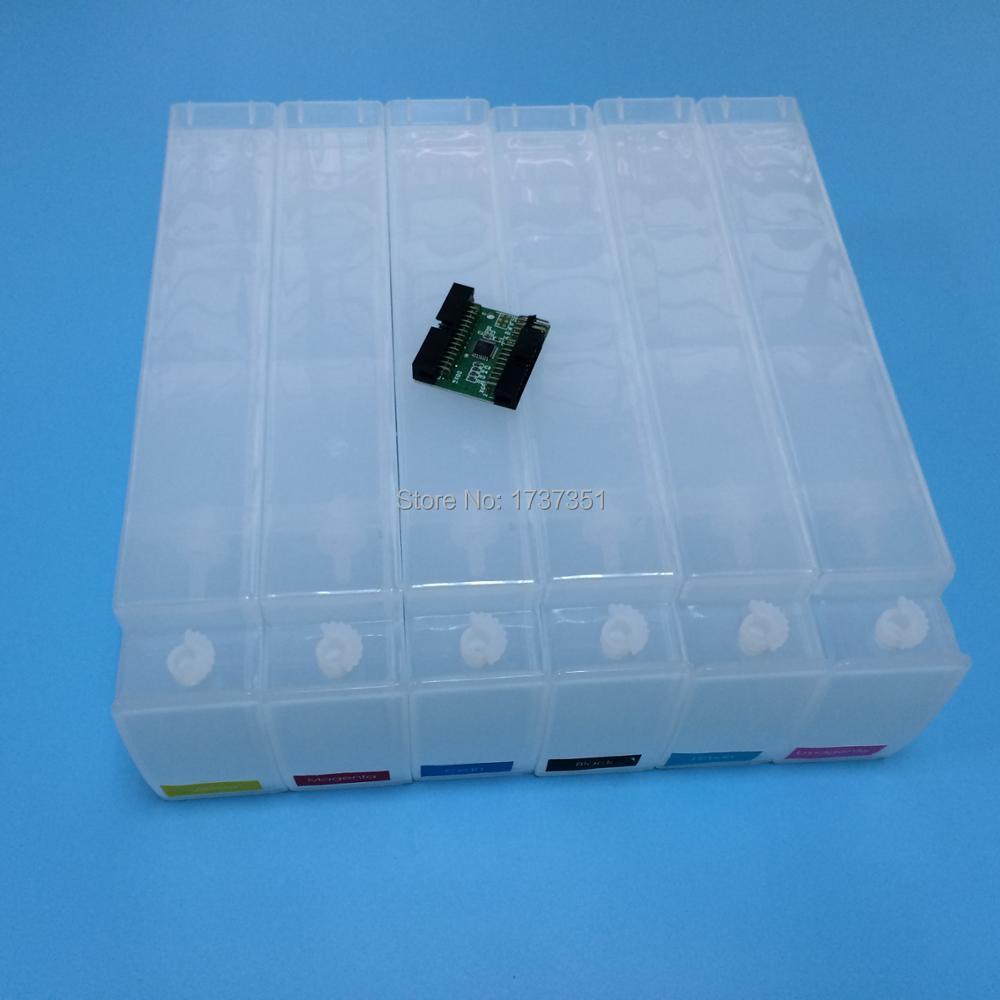 Бома. ltd 800 мл с чипом декодер для hp 81 83 картридж с чернилами для hp Designjet 5000 5000 шт. 5500 принтера постоянный Применение