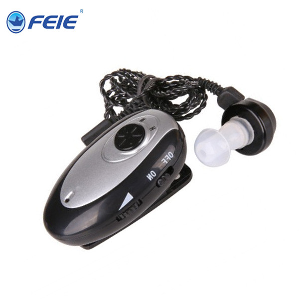 Analog Wire deaf Headphone Hearing Aid Rechargeable amplificador de sonido ear correction S-80 2017 hot sale in Janpan 2018 as seen on tv cic mini conveniet hearing headphone deaf aid cheap price digital programme usb s 10a drop shipping
