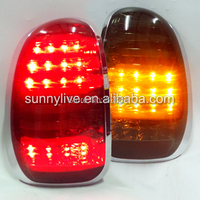 For BMW MINI COOPER COUNTRYMAN R60 LED Tail Lamp 10 13 Year Smoke Black Color LH