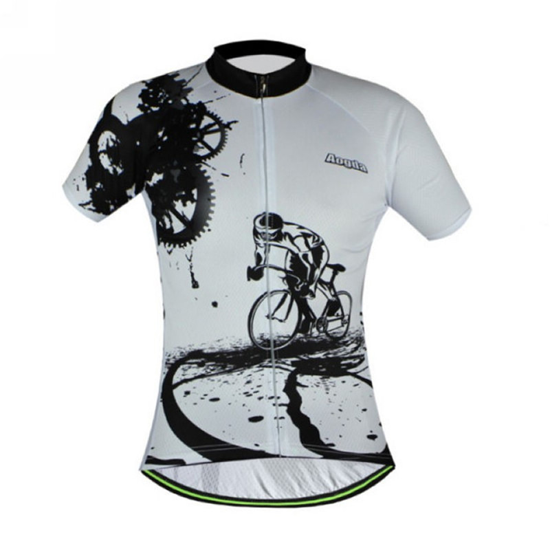 fc153d119f7 Agoda Bike team 2018 Women Men Cycling jersey top short sleeve bike clothing  summer style Breathable Racing Bicycle Jersey Shirt-in Cycling Jerseys from  ...