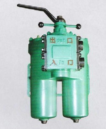duplex Mesh type oil filter SPL-80 Marine Diesel Engine Mesh-type Oil Filter mesh
