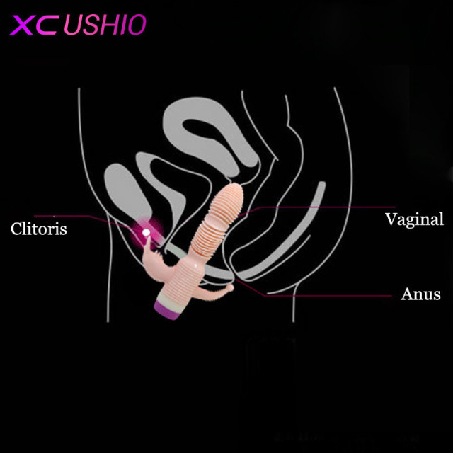 Multi-speeds G Spot Dildo Vibrator Clitoris Stimulator Oral Clit Vibrator Vaginal Massager Sex Toys for Woman Sex Products 2