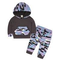 Bahar Sonbahar Çocuklar için Leopar Hoodies Bebek Baskı Pantolon Yürümeye Başlayan Kız Moda Giyim Casual Toptan Giyim Setleri 4 adet/grup