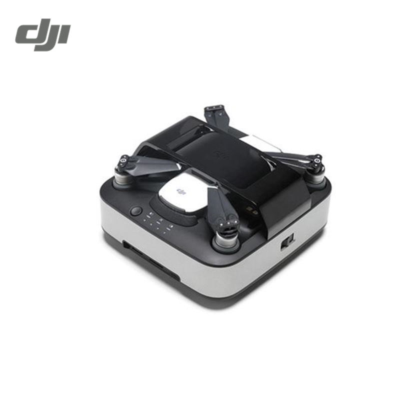 DJI Spark RC Drone Quadcopter FPV Racing Spare Part Power Bank 5000mAh Quick Charge Portable Charging Set dji spark rc quadcopter drone fpv racing spare part propeller guard blade protector w landing gear protection kit
